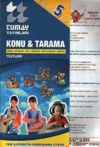 Tümay İlköğretim 5.Sınıf Konu & Tarama