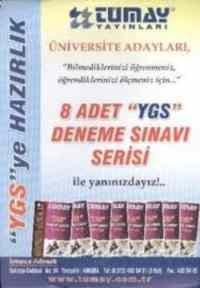 Ygs Deneme Sınavı Serisi 8 Adet