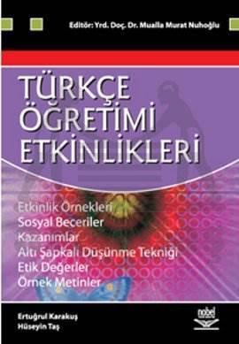Türkçe Öğretimi Etkinlikleri