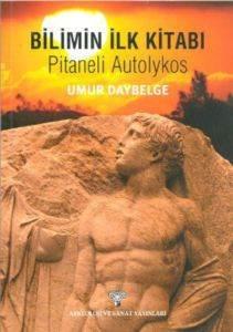 Bilimin İlk Kitabı Pitaneli Autolykos