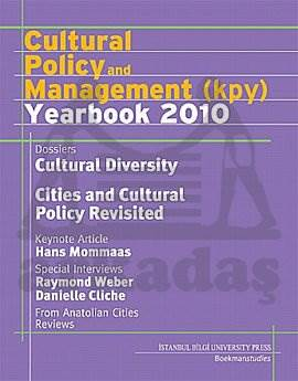 Cultural Policy and Management (KPY) Yerabook 2010