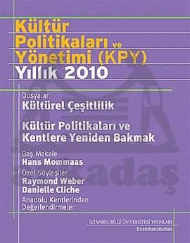 Kültür Politikaları ve Yönetimi (KPY) Yıllık 2010