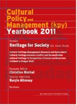 Cultural Policy And Management Yearbook 2011
