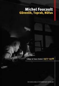 Güvenlik, Toprak, Nüfuscollege De France Dersleri (19771978)