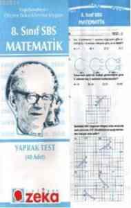 8. Sınıf SBS Matematik Yaprak Testi