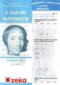 6. Sınıf Matematik Yaprak Testi