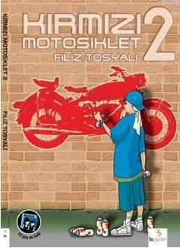 Kırmızı Motorsiklet 2