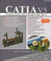 Catia V5 Uygulamalar ve Öğretim Seti