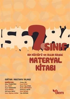 7. Sınıf Din Kültürü ve Ahlâk Bilgisi Materyal Kitabı