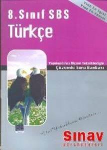 8. Sınıf SBS Türkçe Soru Bankası