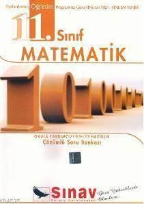11. Sınıf Matematik Çözümlü Soru Bankası