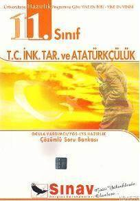 11. Sınıf TC. İnkılap Tarihi Ve Atatürkçülük Çözümlü Soru Bankası