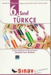 6. Sınıf SBS Türkçe Soru Bankası