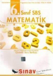 6. Sınıf SBS Matematik Soru Bankası