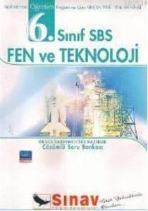 6. Sınıf SBS Fen ve Teknoloji Soru Bankası