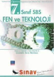 7.Sınıf SBS Fen ve Teknoloji Çözümlü S.B.