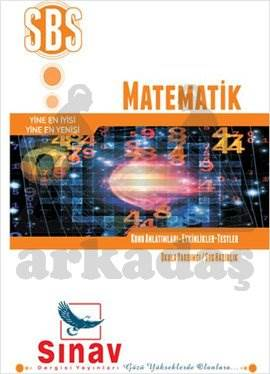 8. Sınıf SBS Matematik Konu Anlatımlı Soru Bankası