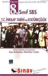 8.Sınıf T.C.İnklap Tarihi Ve Atatürkçülük Konu Anlatımlı