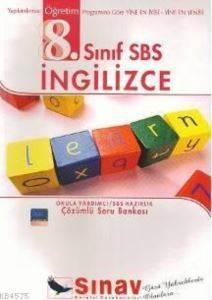 8.Sınıf İngilizce Çözümlü Soru Bankası
