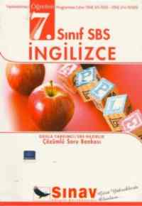 7.Sınıf İngilizce SBS Ön Hazırlık Çözümlü S.B.