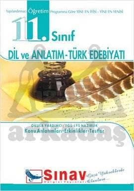 11.Sınıf Dil Ve Anlatım-Türk Edebiyatı Konu Anlatımlı