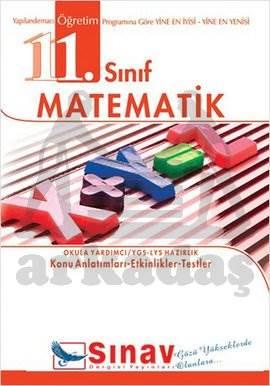 Sınav 11. Sınıf Matematk Konu Anlatımlı