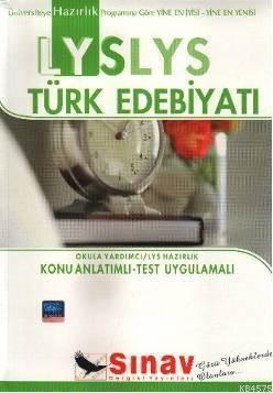 Lys Türk Dili Ve Edebiyatı Konu Anlatımlı