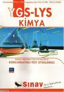 YGS - LYS Kimya Konu Anlatımlı; Test Uygulamalı