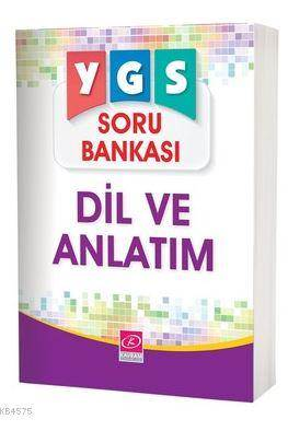 YGS Dil Ve Anlatım Soru Bankası
