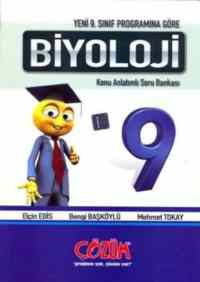 9.Sınıf Biyoloji Konu Anlatımlı Soru Bankası