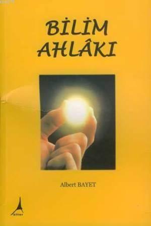 Bilim Ahlâki
