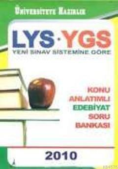 LYS-YGS Konu Anlatimli Edebiyat Soru Bankasi