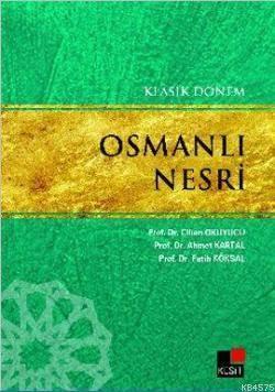 Klasik Dönem Osmanlı Nesri