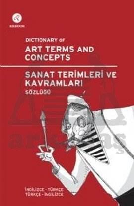 Redhouse Sanat Terimleri ve Kavramları Sözlüğü ( İ-T/T-İ )