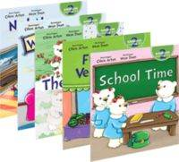 Redhouse Learning Set- 2 (5 Kitap Takım)