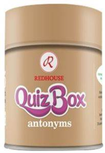 Redhouse Quiz Box Antnyms