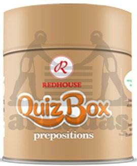 Redhouse Quiz Box Prepositions