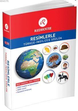 Resimlerle Türkçe-İngilizce Sözlük