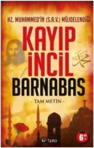 Kayıp İncil Barnabas (Özel Baskı)