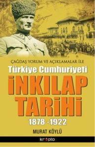 Türkiye Cumhuriyeti İnkılap Tarihi 1878- 1922