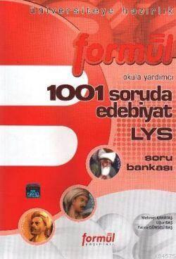 1001 Soruda Edebiyat Lys Soru Bankası