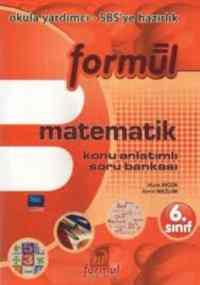 Formül 6. Sınıf Matematik K.A.S.B.