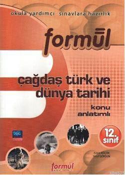 12.Sınıf Çağdaş Türk Ve Dünya Tarihi K.A. N.Küçük
