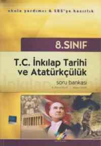 8.Sınıf T.C İnkilap Tarihi ve Atatürkçülük Soru Bankası