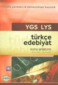 YGS LYS Türkçe Edebiyat Konu Anlatımlı