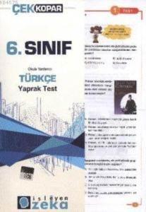 6.Sınıf Türkçe -Yt-