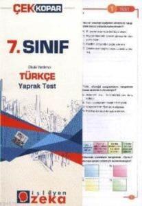 7.Sınıf Türkçe -Yt-