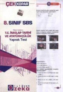 8.Sınıf İnkılap Tarihi Ve Atatürkçülük -Yt- 2016