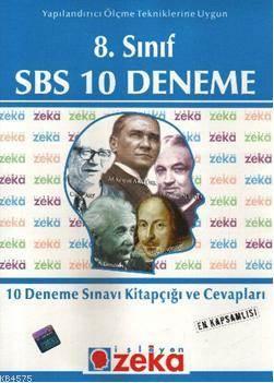 8.Sınıf SBS 10 Deneme