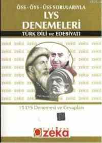 LYS Denemeleri Türk Dili ve Edebiyatı